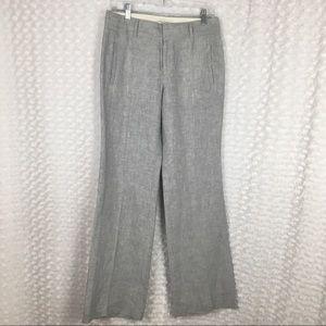 Banana Republic Linen Trousers